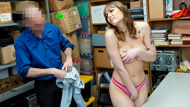 Shoplyfter Review